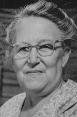 Mother Esther Kallman Swenson
