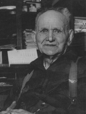 Father Ben Hildor Swenson