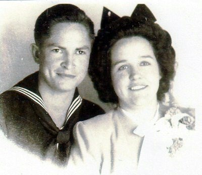 Our Wedding Day  -  November 26, 1946