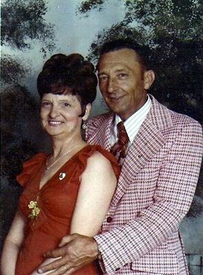 Raymond's parents, Clara and Bert