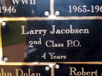 Lawrence Joseph Jacobsen photos