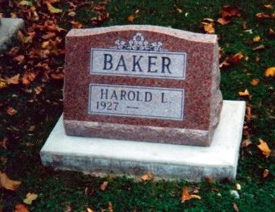 Harold L. Baker photos