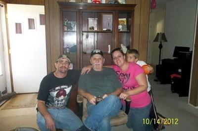 Gene and Melissa's Family