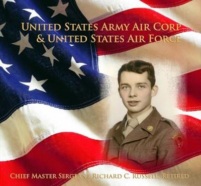 Richard C. Russell CMSGT USAF (Ret.) photos