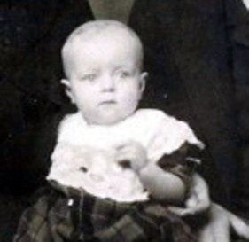 Baby Marion, Germany 1921