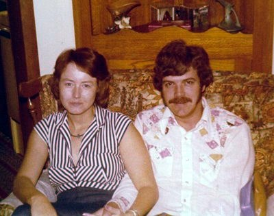 Johnnie & Deb in North Platte, Nebraska