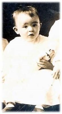 Baby Margie October 7, 1917