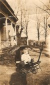 1921 Frank Ayers- Old porch on house